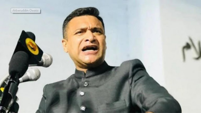 AIMIM MLA Akbaruddin Owaisi claims his 15-minute threat  was not communal