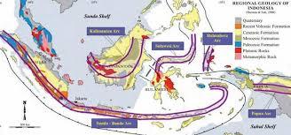Letak Geologis Indonesia Beserta Pengaruh dan Dampaknya