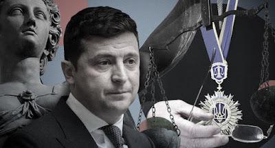 Зеленский подписал законы о судебной реформе из пакета условий МВФ