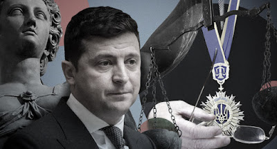 Зеленський підписав закони про судову реформу з пакета умов МВФ