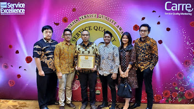 AHM Raih SQ Quality Award 2019