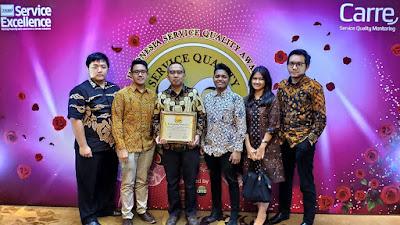 AHM Raih SQ Quality Award 2019