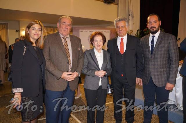 Βράβευση της Ερμιονίτισσας νέας Προέδρου της Ακαδημίας Αθηνών Άννας Ψαρούδα – Μπενάκη
