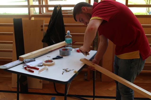 Team Building Conout Outdoor Ramsau Steiermark - REWE Österreich Persönlichkeitsseminar für Lehrlinge