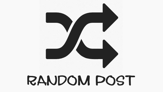 Random Posts Widget for Blogger With and Without Thumbnail