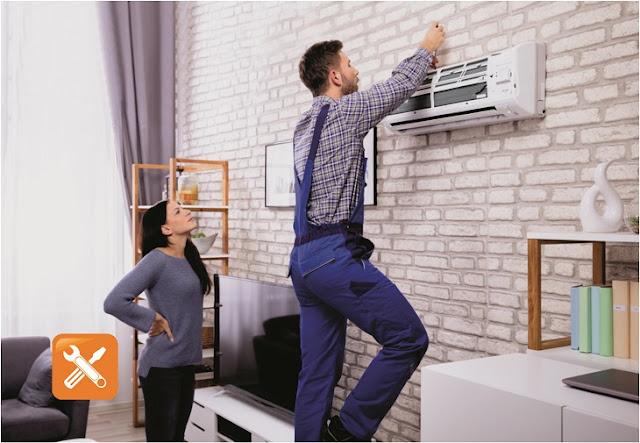 cara merawat indoor AC
