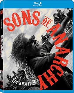 Sons of Anarchy – Temporada 3 [3xBD25]