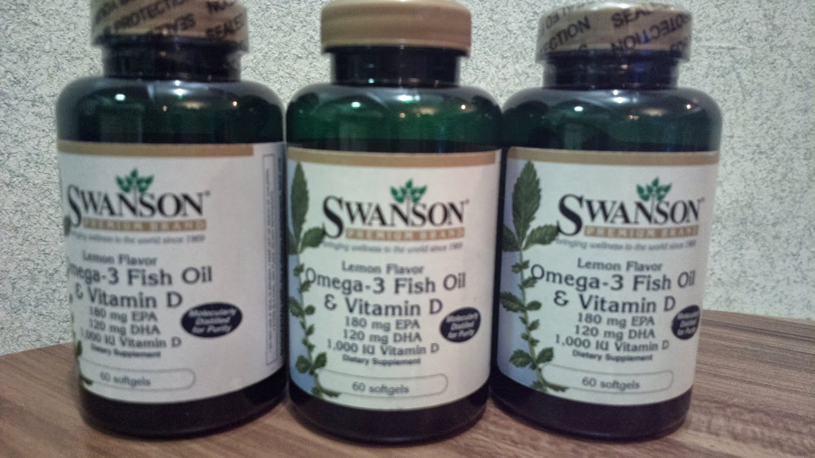 swanson fish oil