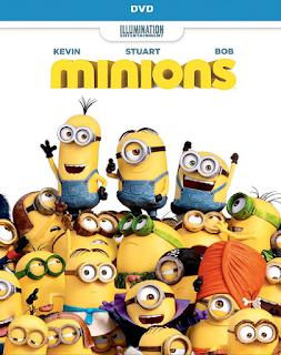 Minions [2015] [DVD5] [Latino]