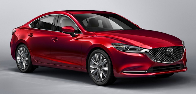 2018 Mazda6 Review Design Release Date Price And Specs