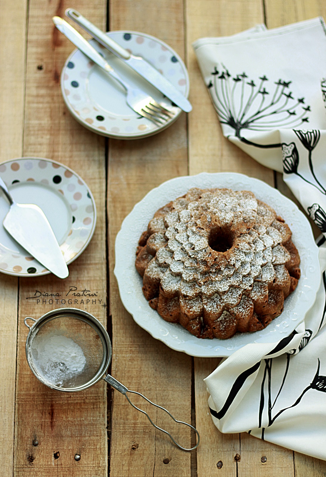 Resep Banana Cake Lembut