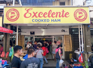 Store Front, Excelente Chinese Holiday Ham