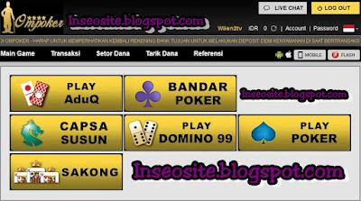 OmPoker.Asia Judi Online, Qiu Qiu, Poker Online, Capsa Susun Terpercaya