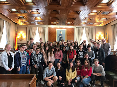 Austria - Report 1st Students' Exchange in Gandìa  2nd - 10th March 2018