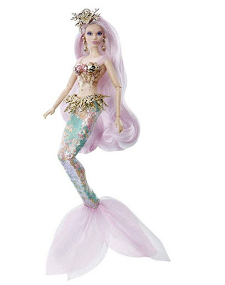Mermaid Enchantress Doll