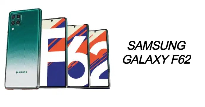 Galaxy F62, a mid rangepacked with battery of 7000 mAH