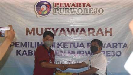 Edi Suryana serahkan kepemimpinan kepada Jarot Sarwo Sambodo
