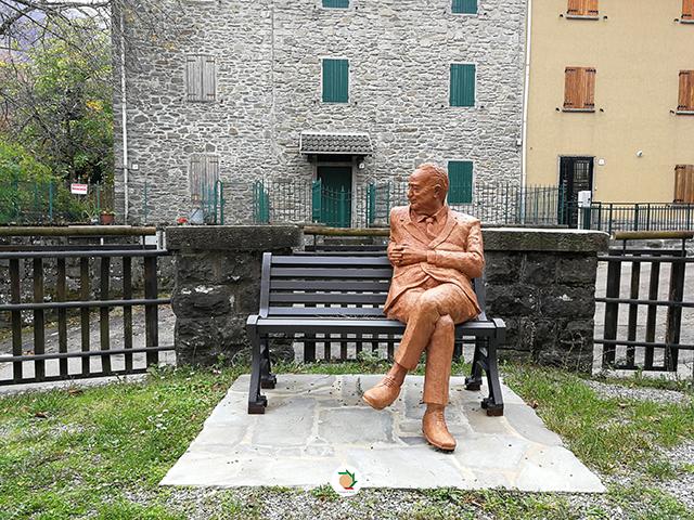 statua biagi pianaccio