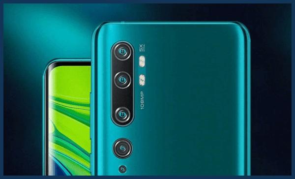 مراجعة هاتف Xiaomi Mi Note 10 بكاميرا 108 ميغابيكسل!