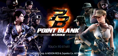 Point Blank Strike v1.0.4 Apk Released For Android