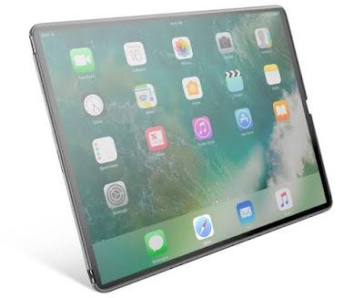 tablet atau iPad tanpa bezel