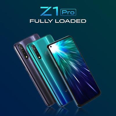 Vivo Z1 Pro now available via open sale on Flipkart and Vivo e-store