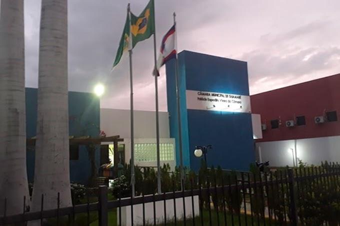 Legislativo de Guamaré: Haverá sessão ordinária nesta terça-feira, dia 23