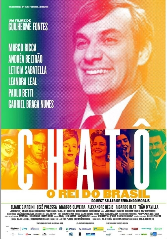 Chatô, o Rei do Brasil - Full HD 1080p