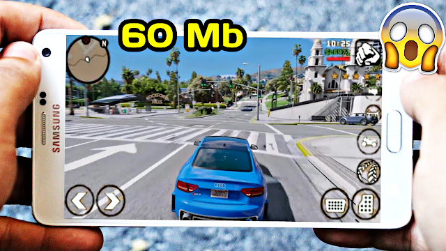 Download GTA 3 Lite 60 MB Android Offline | All GPU