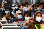 Jokowi Targetkan DKI Jakarta Capai Kekebalan Kelompok pada Agustus