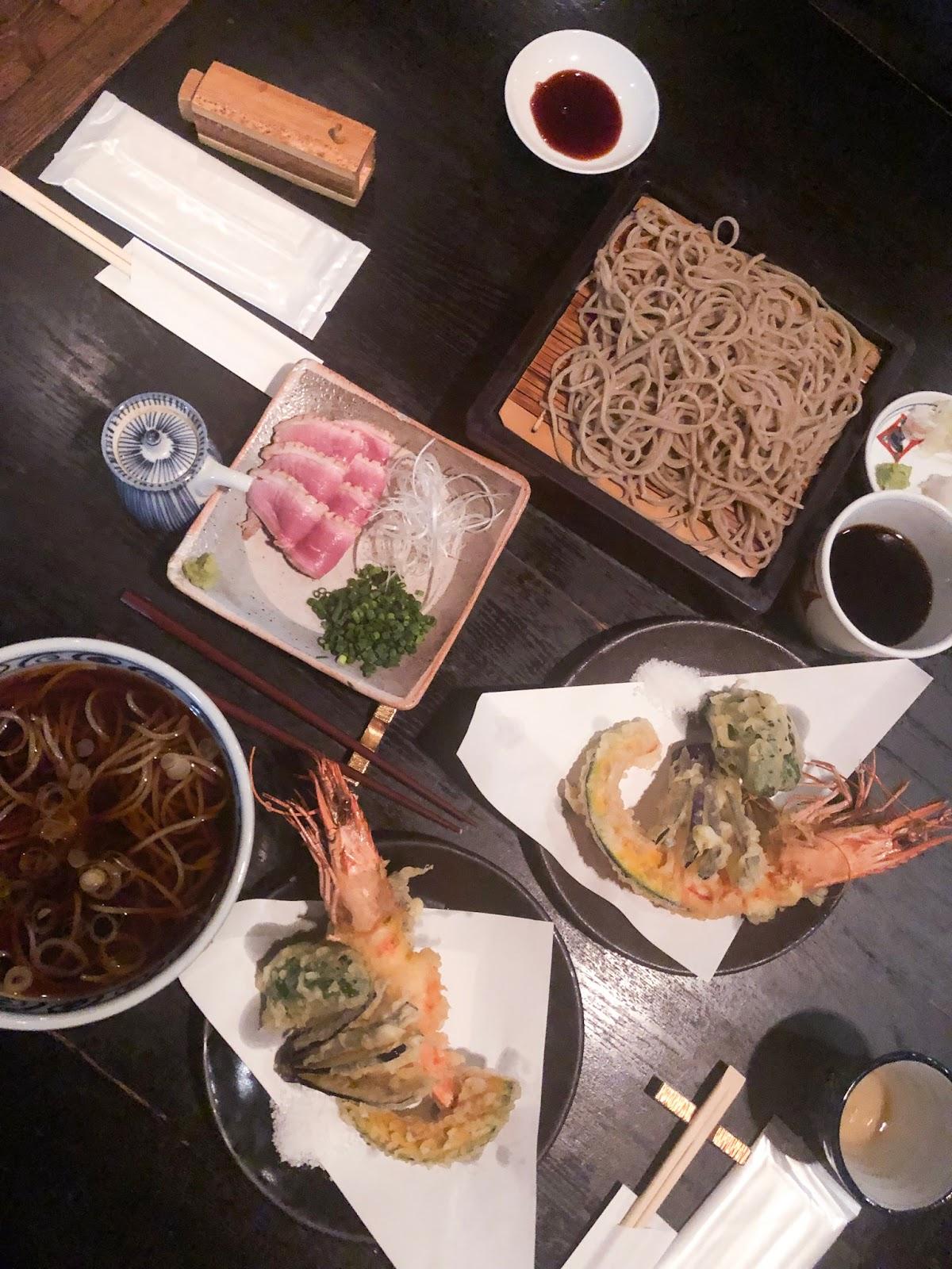 Karuizawa Kawakamian 川上庵 Handmade Buckwheat Soba