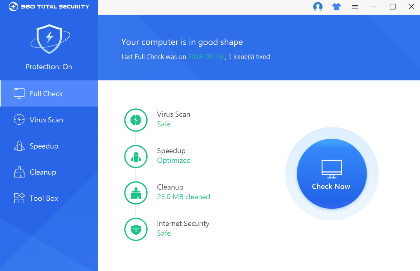 360 total security antivirus free download filehippo