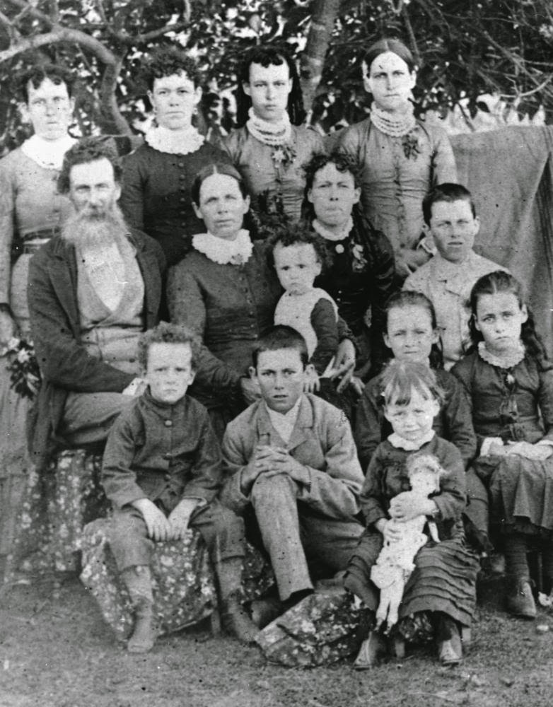 Family in 19th Century