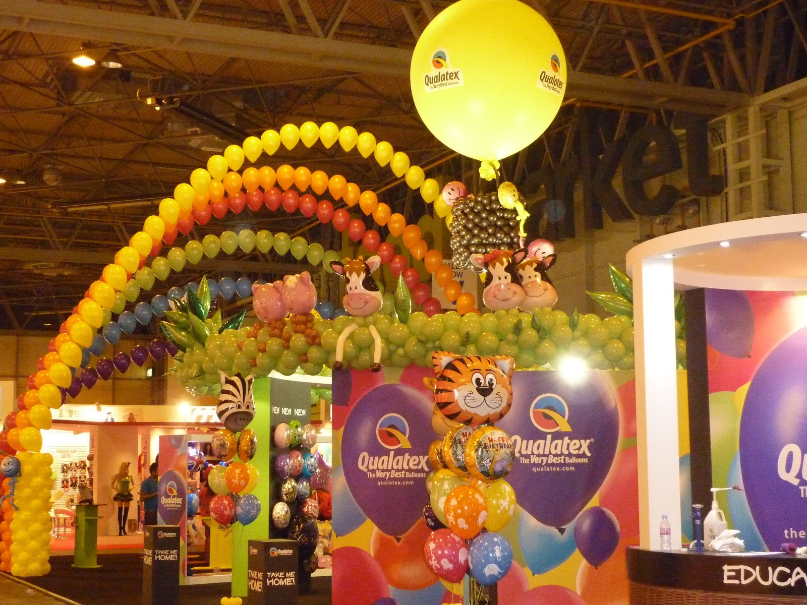 Balloon Decorations Birmingham