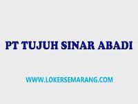 Loker Semarang Sales Project di PT Tujuh Sinar Abadi
