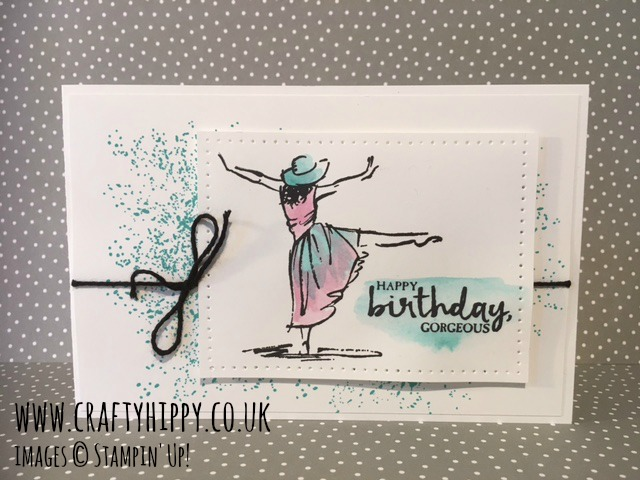 Beautiful You, Stampin' Up!