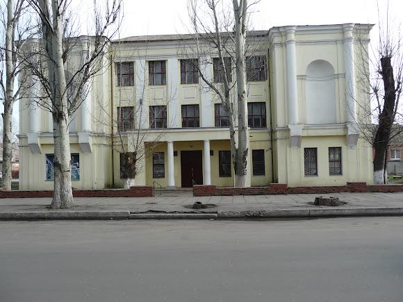 Слов'янськ. Будинок дитячої та юнацької творчості