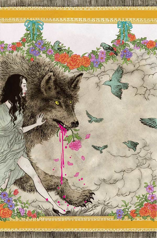 Doctor Ojiplático. Yuko Shimizu清水裕子. Monsters and Mythical Creatures. Ilustración | Illustration