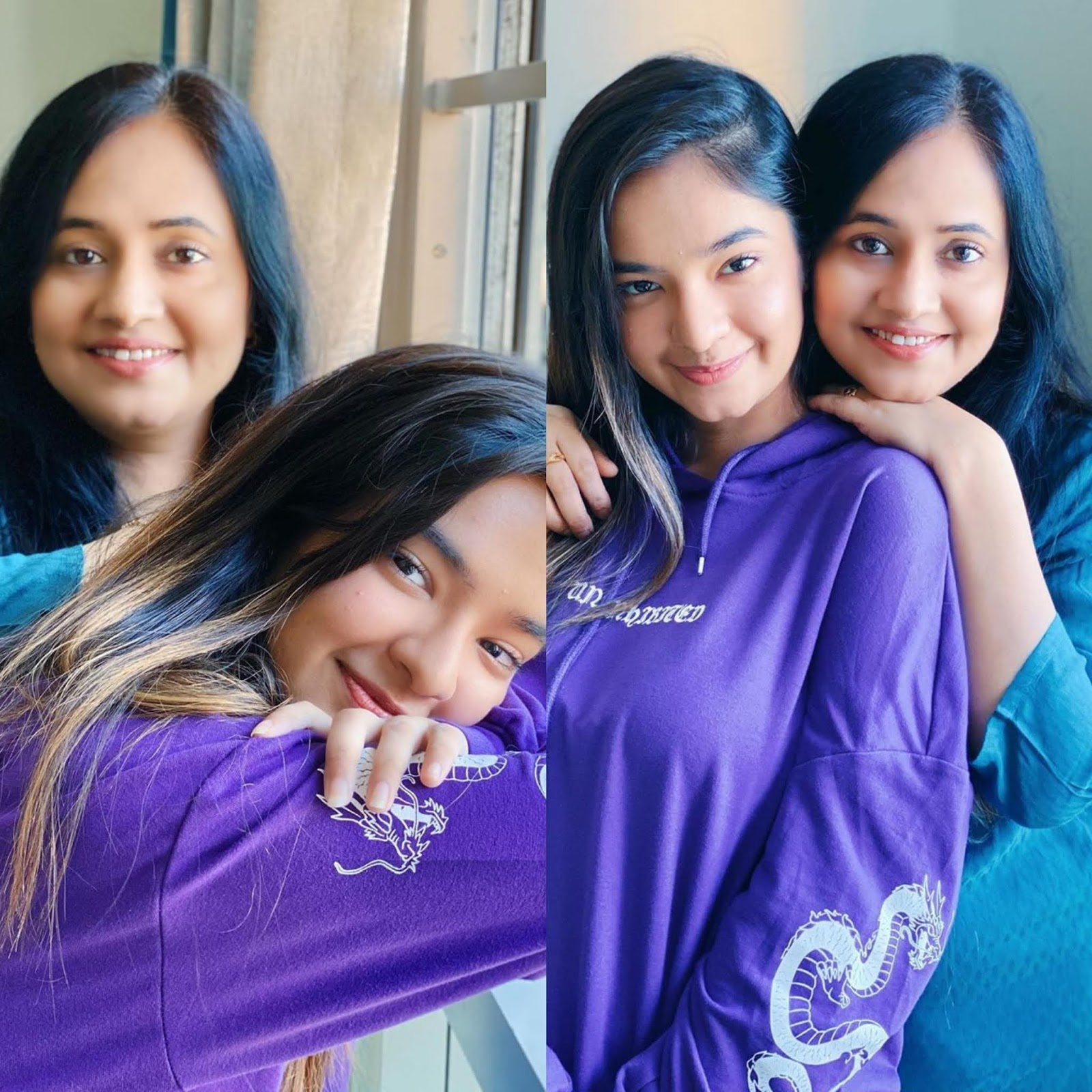 anushka sen mom photo indianbiography.in