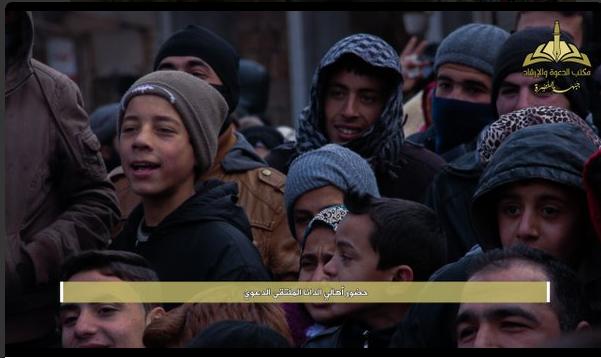 Al Qaeda Affiliate Militant Group Organizes Program For ...