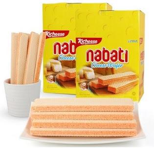Harga Wafer Nabati