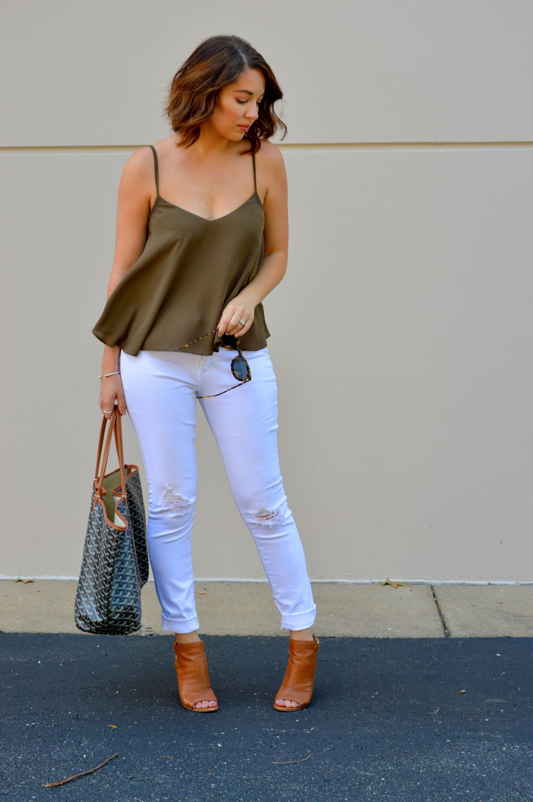 J s everyday fashion on twitter hateful comment re - Olive Camel Fashion Frenzy Link Up