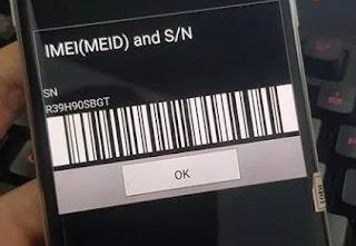 Cara Mengatasi Imei Null Pada Samsung Galaxy