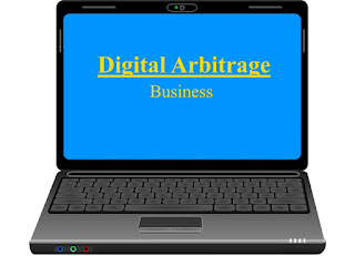Digital Arbitrage Business