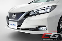 the 2018 leaf isn 39 t just an ev it 39 s an icon of nissan 39 s. Black Bedroom Furniture Sets. Home Design Ideas