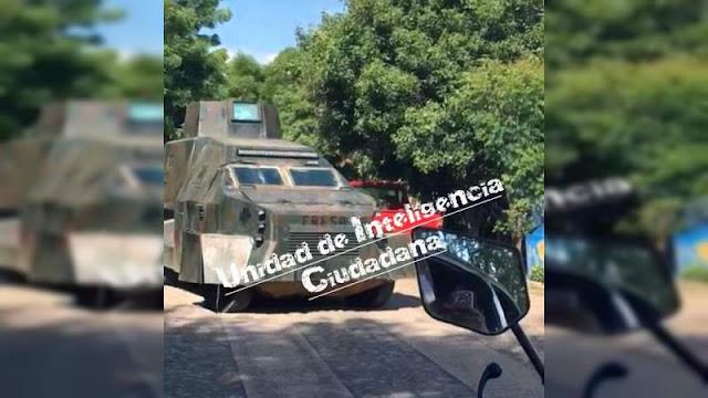 Militares y Estatales tumban al CJNG en tierra caliente Michoacán, Cárteles Unidos entra a tomar de nuevo el poder, momentos después regresa El CJNG por lo que les quitaron