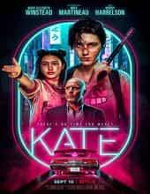 Kate (2021) HDRip [Hindi ORG + English] NF Watch Online Free