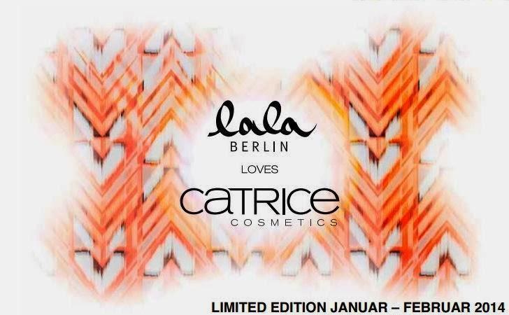 Catrice LALA BERLIN LOVES - edycja limitowana