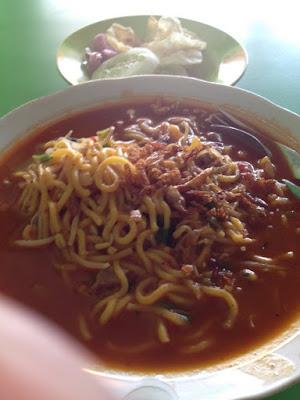 KULINER MI NUSANTARA DI SURABAYA;Mi Aceh;