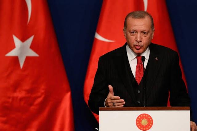TELAK!! Ini Kata Erdogan Buat Manusia Sejenis Abu Janda!!!